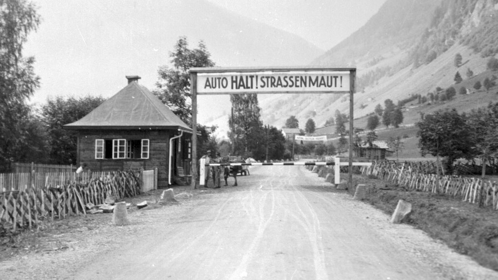 Auto Halt! grossglockner.at
