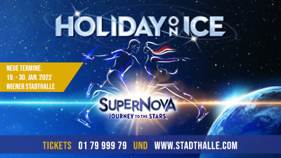 Holiday on Ice Sujet © Holiday on Ice